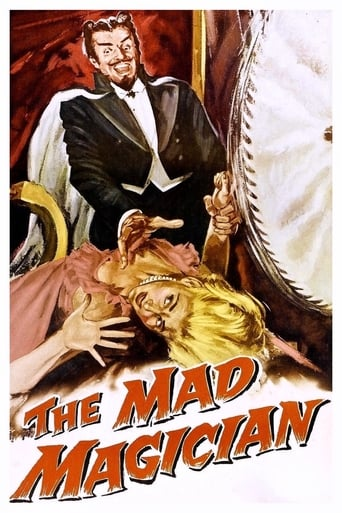 Poster of The Mad Magician
