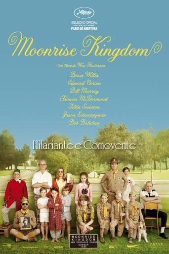 Assistir Moonrise Kingdom online