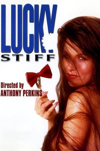 Poster of Lucky Stiff