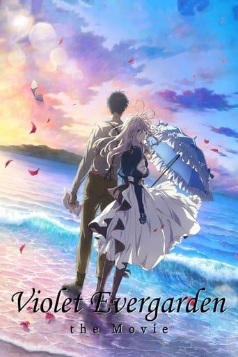 Poster Violet Evergarden: The Movie