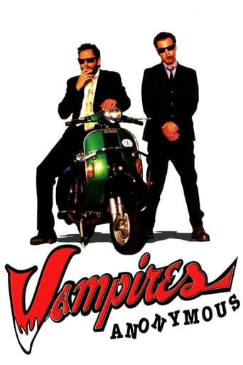 Poster of Vampires Anonymous