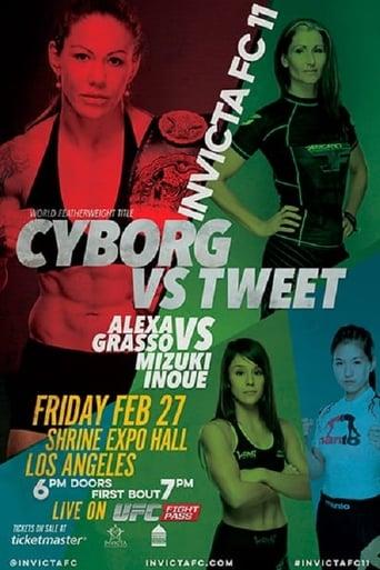 Watch Invicta FC 11: Cyborg vs. Tweet full movie online 1337x