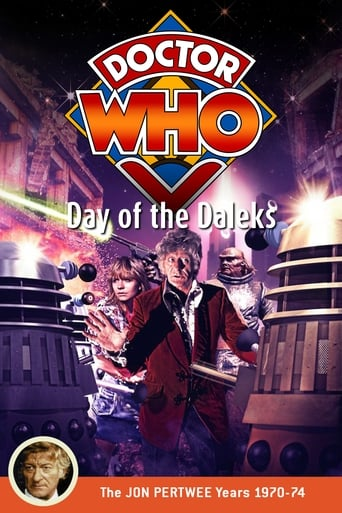 Poster of Doctor Who: Day of the Daleks