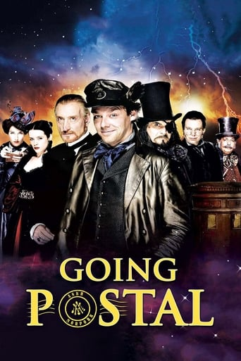 Poster of Going Postal