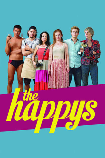 Poster of The Happys