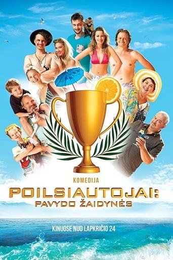Poster of Poilsiautojai: pavydo žaidynės