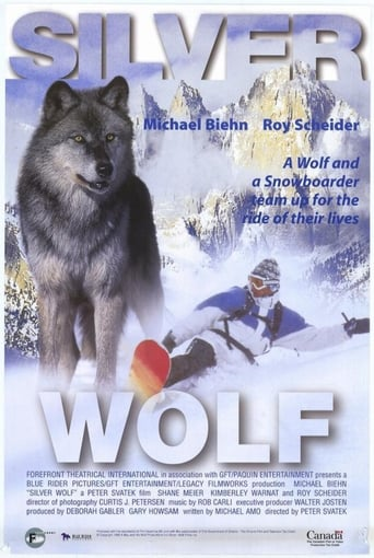 Poster of Silver Wolf
