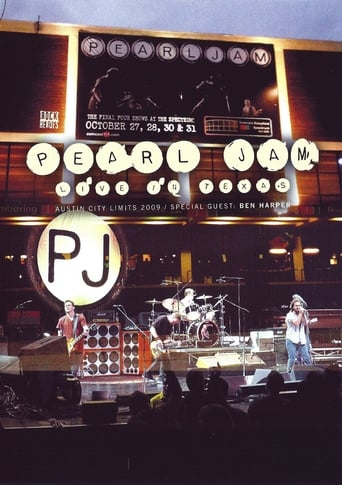 Pearl Jam – Live in Texas (DVD)