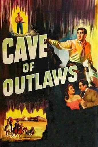 Poster of Cave of Outlaws