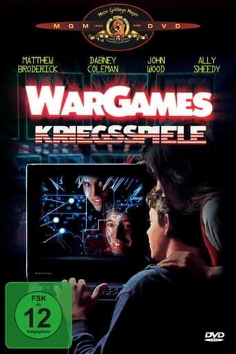 WarGames - Kriegsspiele - Thriller / 1983 / ab 12 Jahre