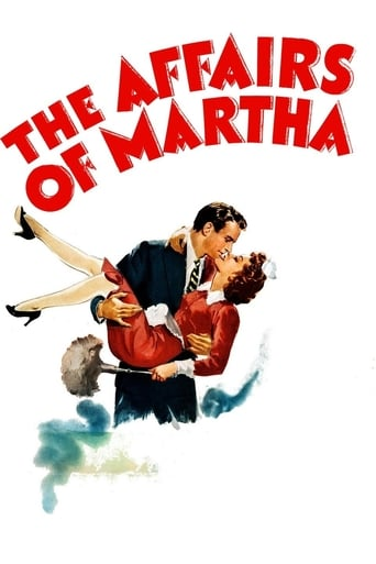 Poster of The Affairs of Martha