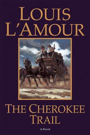 Poster of Louis L'Amour's The Cherokee Trail