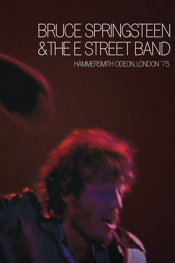 Poster of Bruce Springsteen & The E Street Band: Hammersmith Odeon, London '75