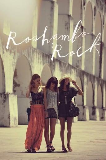 Poster of Roshambo: Rock