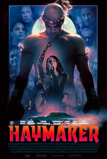 Haymaker Poster