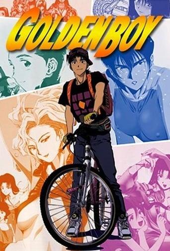 Golden Boy Sasurai no o-benkyô yarô 1ª Temporada - Poster