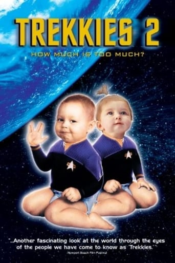 Poster of Trekkies 2