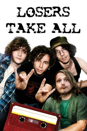 Poster of Losers Take All