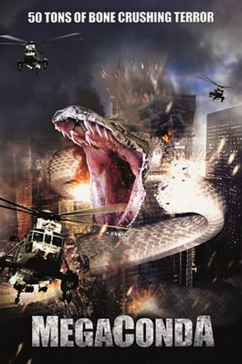 Poster of Megaconda