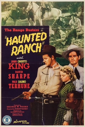 Poster of Haunted Ranch