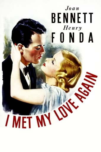 Poster of I Met My Love Again