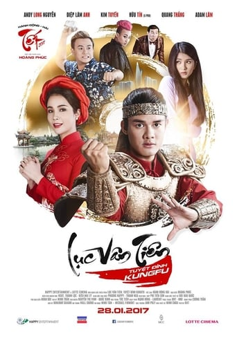 Poster of Luc Van Tien: Tuyet Dinh Kungfu