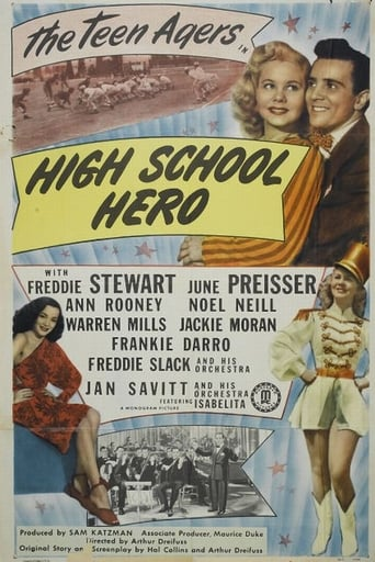 Poster of High School Hero