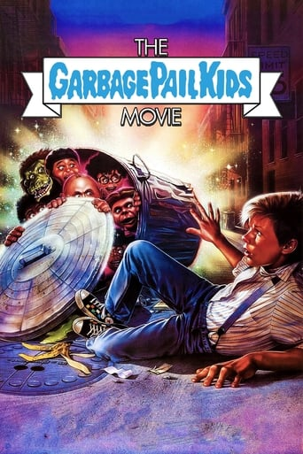Poster of The Garbage Pail Kids Movie