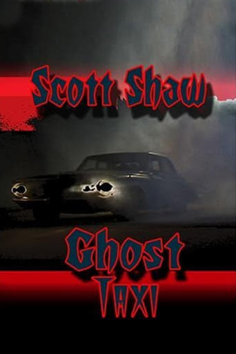 Poster of Ghost Taxi
