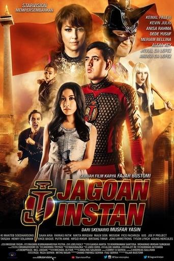 Poster of Jagoan Instan