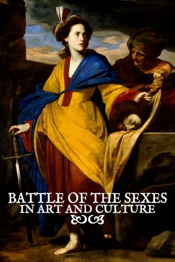 Poster of Battle of the Sexes in Art and Culture