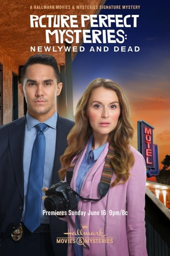 Poster Picture Perfect Mysteries: Newlywed and Dead