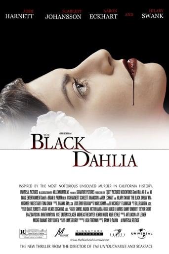 'The Black Dahlia (2006)