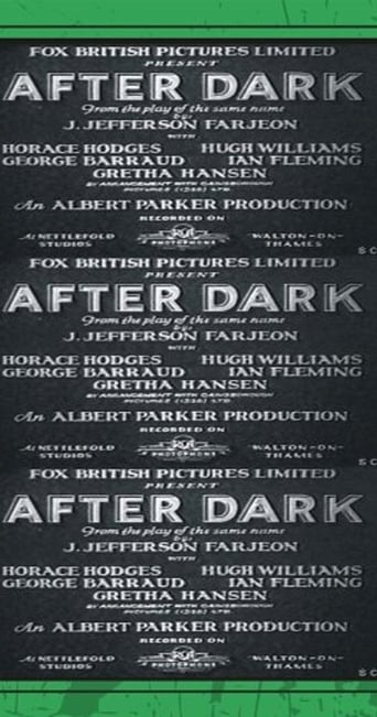 Poster of After Dark