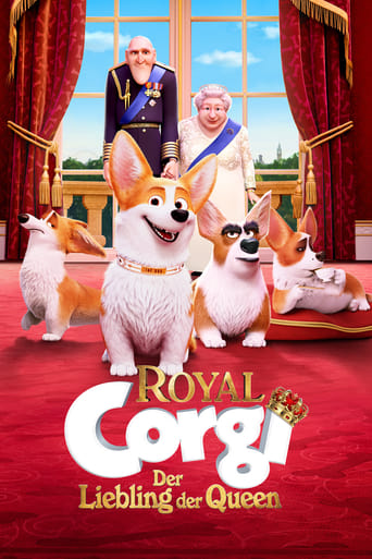 Royal Corgi – Der Liebling der Queen - Animation / 2019 / ab 0 Jahre