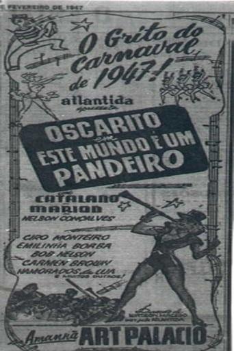 Poster of Este Mundo É um Pandeiro