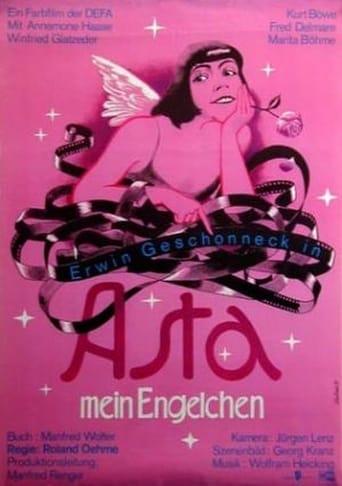 Poster of Asta, mein Engelchen
