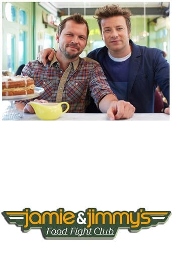 Poster of Jamie and Jimmy's Food Fight Club
