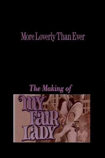 Poster of More Loverly Than Ever: The Making of My Fair Lady