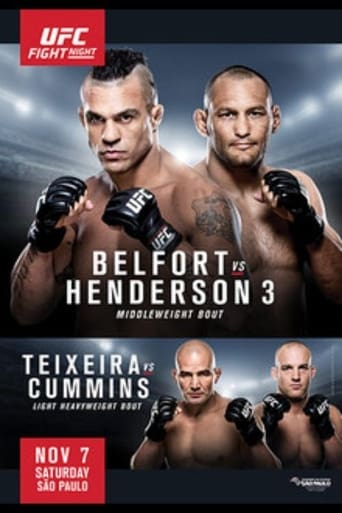 Watch UFC Fight Night 77: Belfort vs. Henderson 3 Online Free Putlocker