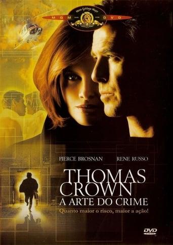 Thomas Crown, a Arte do Crime - Poster