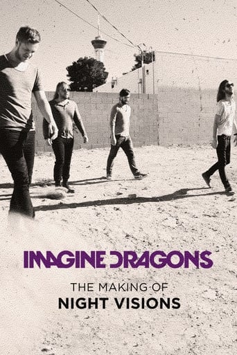 Poster of Imagine Dragons: The Making of Night Visions