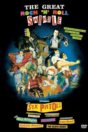 Poster The Great Rock 'n' Roll Swindle