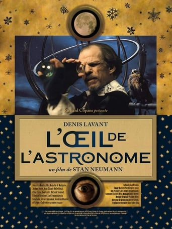 Eye of the Astronomer