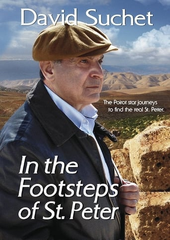 Poster of David Suchet - In the Footsteps of St Peter