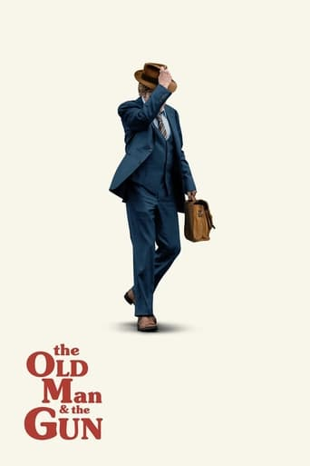 Poster of The Old Man and the Gun