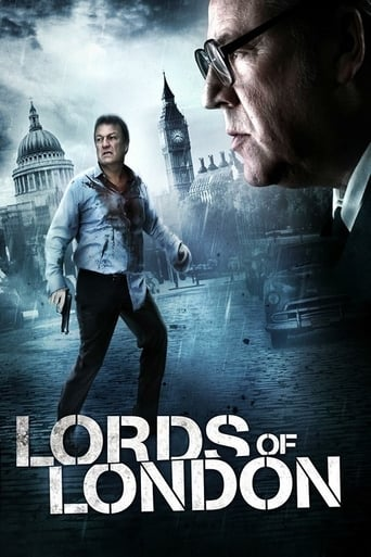 Lords of London (2014) - poster