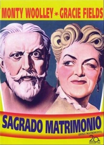 Poster of Holy Matrimony