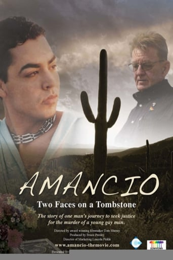 Amancio: Two Faces on a Tombstone