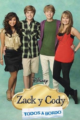 Capitulos de: Zack y Cody: Todos a Bordo